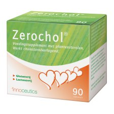 90 tabletten Innoceutics Zerochol