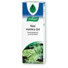 20 ml A.Vogel Nux Vomica D4