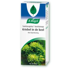 100 ml A.Vogel Santasapina Keelsiroop