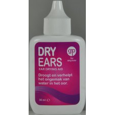30 ml Get Plugged Dry Ears
