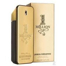100 ml Paco Rabanne 1 Million Men Eau De Toilette