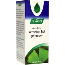 80 tabletten A.Vogel Geriaforce
