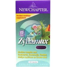 120 softgels NewChapter Zyflamax