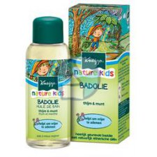 100 ml Kneipp Badolie Nature Kids Thijm & Munt