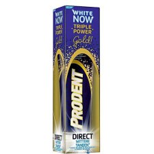 75 ml Prodent White Now Triple Power Gold