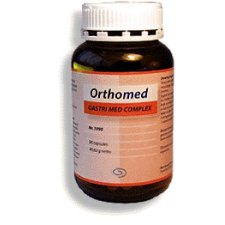 90 capsules Orthomed Gastri Med Complex