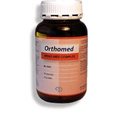90 capsules Orthomed Meno Med Complex