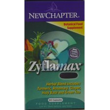 60 softgels NewChapter Zyflamax