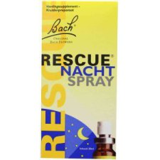 20 ml Bach Rescue Nacht Spray