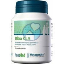 60 capsules Metagenics Ultra CLA