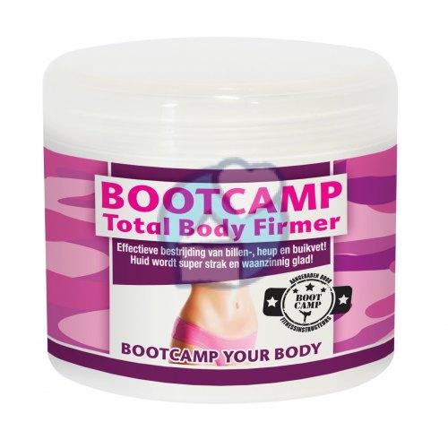 bootcamp dieet afslankgel