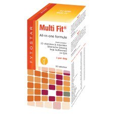 60 tabletten Fytostar Multi Fit