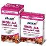 30 capsules Etixx Iron AA Chelaat 125