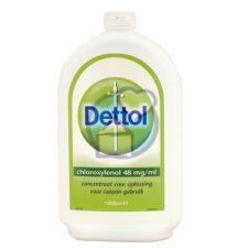 1000 ml Dettol Ontsmettingsmiddel