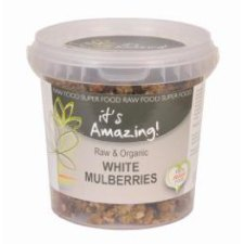 300 gram Its Amazing White Mulberries