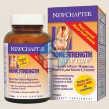 30 tabletten NewChapter Bone Strength Take Care