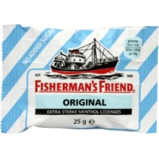 25 gram Fisherman's Friend Original Suikervrij