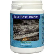250 tabletten Biodream Zuur Base Balance