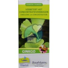 100 ml Buurmanns Ginkgo Complex