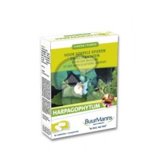 30 tabletten Buurmanns Harpagophytum