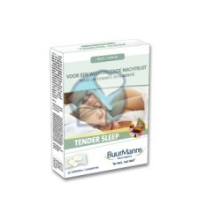 30 tabletten Buurmanns Tender Sleep