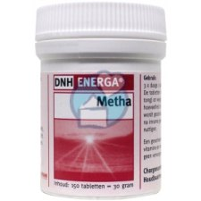 150 tabletten DNH Research Energa Metha