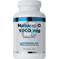 100 tabletten Douglas Laboratories Natural C 1000 mg