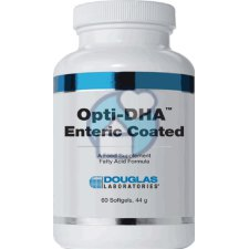 60 softgels Douglas Laboratories Opti-DHA Enteric Coated