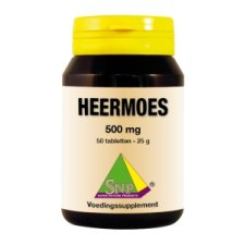 50 tabletten SNP Heermoes 500 mg