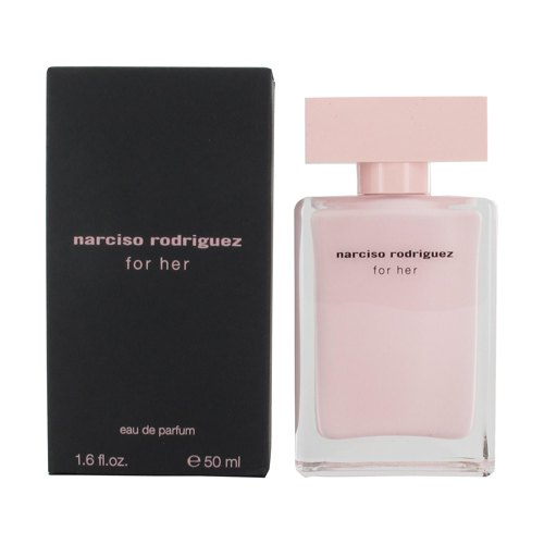 narciso rodriquez for her eau de parfum narciso rodriguez 50 ml kopen gezondheid aan huis. Black Bedroom Furniture Sets. Home Design Ideas