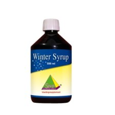 500 ml SNP Winter Syrup