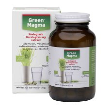 320 tabletten Green Magma Green Magma Biologisch