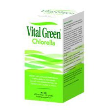 600 tabletten Bloem Vital Green Chlorella