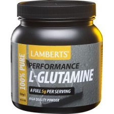 500 gram Lamberts Performance L Glutamine Powder