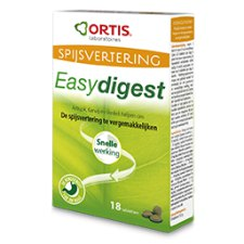 18 tabletten Ortis Easy Digest
