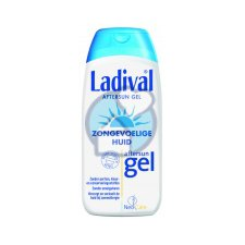 200 ml Ladival Zongevoelige Huid Aftersun Gel