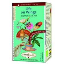 16 stuks Shoti Maa Thee Air Life On Wings Biologisch