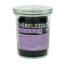 160 gram Esspo Wereldzout Hawaii Black
