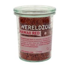 160 gram Esspo Wereldzout Hawaii Red