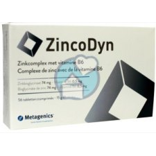 ZincoDyn Metagenics 56 tabletten