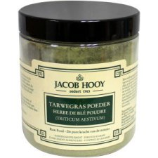 80 gram Jacob Hooy Raw Food Tarwegras Poeder