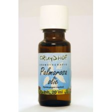 20 ml Cruydhof Palmarosa Olie India