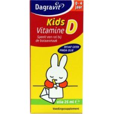 25 ml Dagravit Kids Vitamine D Olie
