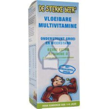 100 ml De Sterke Beer Vloeibare Multivitamine