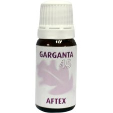 10 ml Enra Garganta 45 Aftex