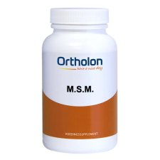 90 tabletten Ortholon M.S.M.