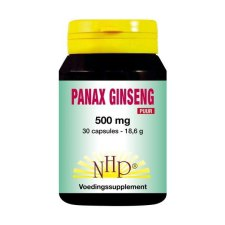 30 capsules NHP Panax Ginseng