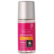 50 ml Urtekram Rose Roll-On Deo Crystal