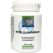 90 capsules Nutramin NTM-Duivelsklauw