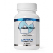 60 capsules Douglas Laboratories L-Glutamine 500 mg